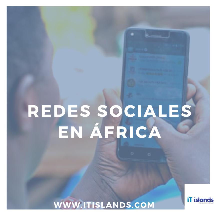 Redes sociales - IT Islands