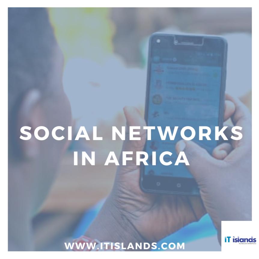 Social Networks - IT Islands