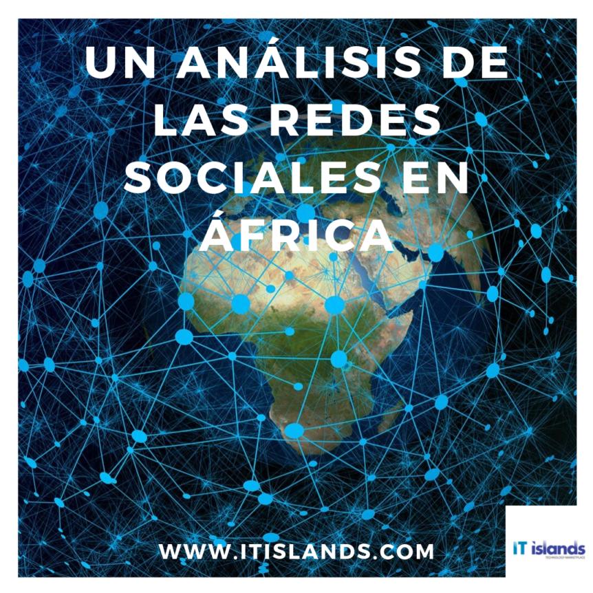 Un análisis de las redes sociales en áfrica